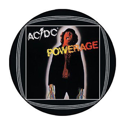 AC/DC Powerage Button