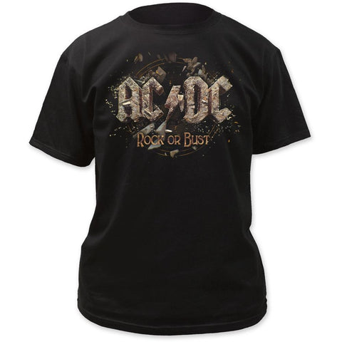 AC/DC Rock Or Bust Men's T-Shirt