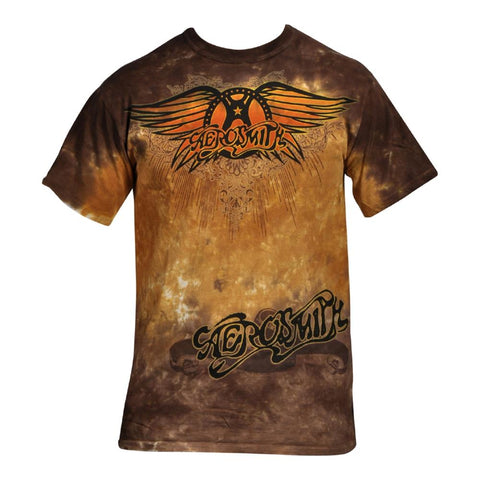 Aerosmith Ray Logo Men's T-shirt