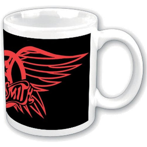 Aerosmith Red Wings Boxed Mug