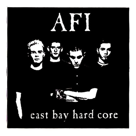 AFI East Bay Hard Core Group Photo Sticker