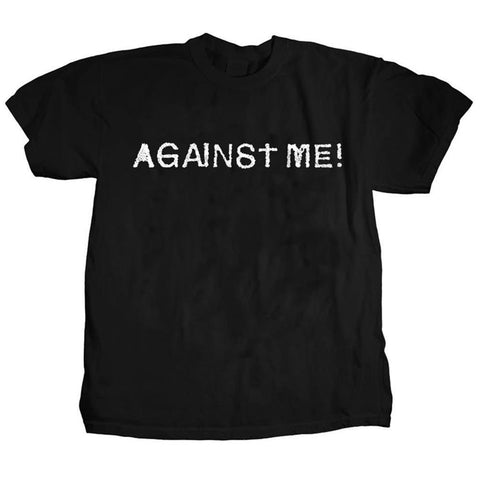 Against Me! Logo Men's T-Shirt