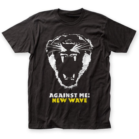Against Me! New Wave Men's Fitted T-Shirt