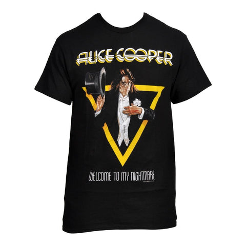 Alice Cooper Welcome To My Nightmare Men's T-Shirt