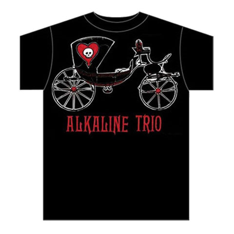 Alkaline Trio Hearse Men's T-Shirt
