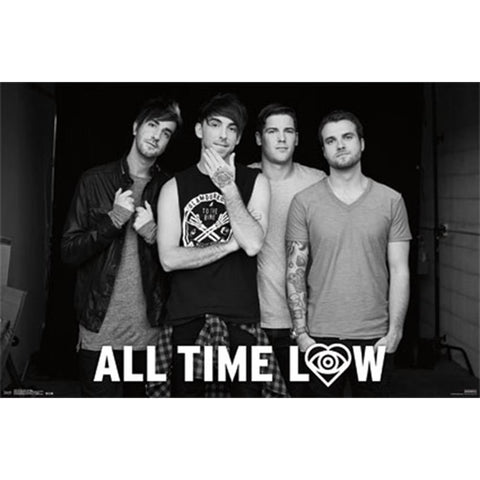 All Time Low Hopeless Wall Poster
