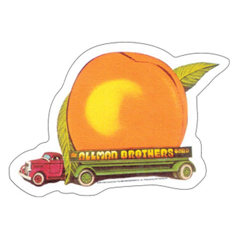 Allman Brothers Eat A Peachsticker