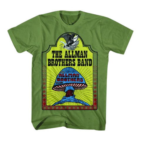 Allman Brothers Hell Yeah Men's T-Shirt