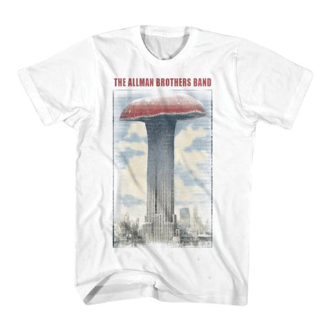 Allman Brothers Mushroom Building Men's T-Shirt