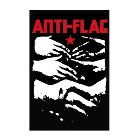 Anti-Flag Hands Magnet