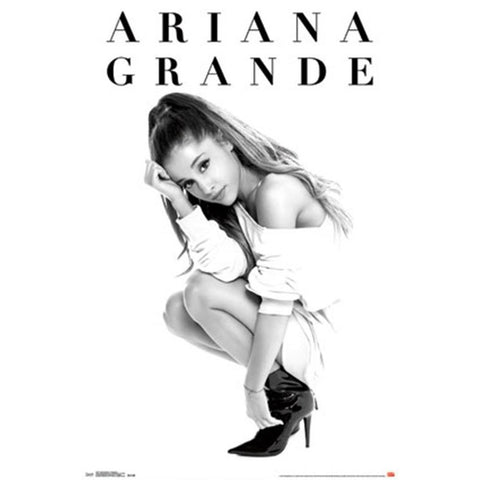 Ariana Grande Honeymoon Wall Poster