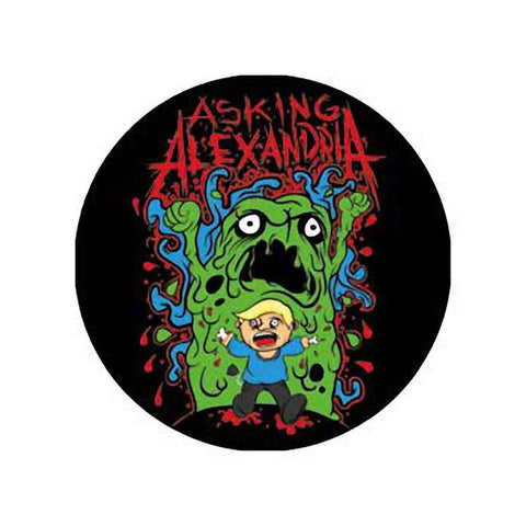 Asking Alexandria Run Button