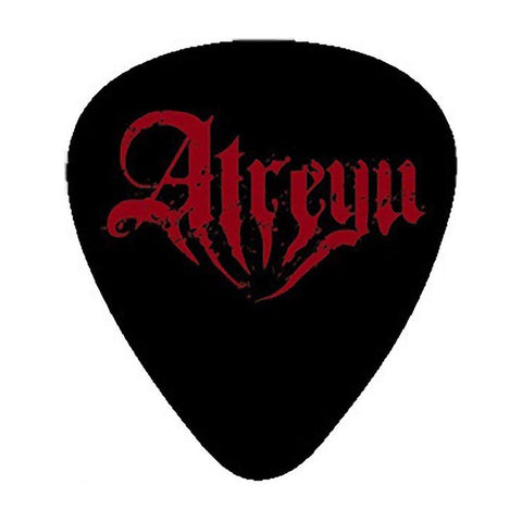 Atreyu Band Logo Guitar Pick