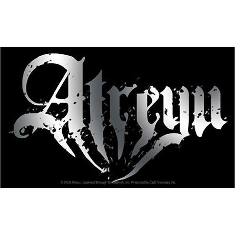 Atreyu Slasher Logo Sticker