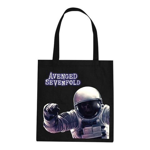 Avenged Sevenfold Astronaut Tote Bag