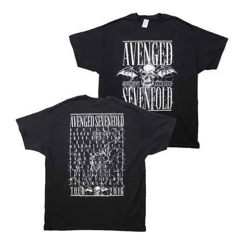 Avenged Sevenfold Bullet Proof Men's T-Shirt