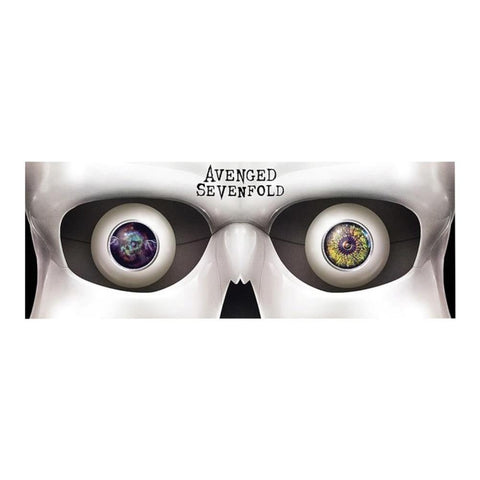 Avenged Sevenfold Eye Bumper Sticker