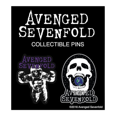Avenged Sevenfold Pin Set