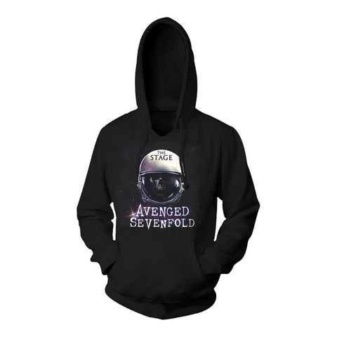 Avenged Sevenfold Spacehelmet Men's Pullover Hoodie