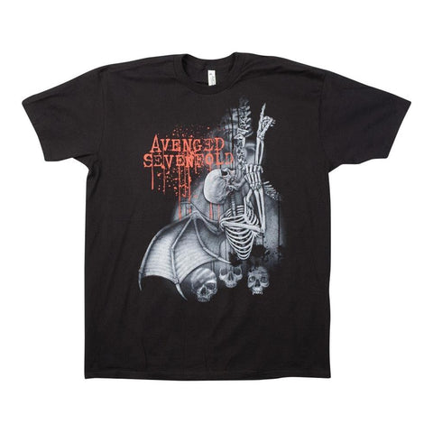 Avenged Sevenfold Spine Climber Men's T-Shirt