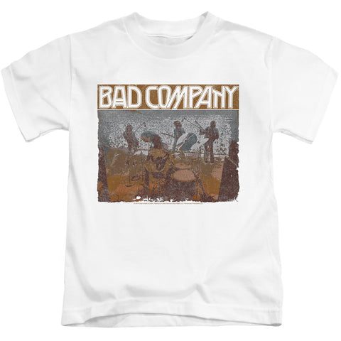 Bad Company Swan Song Juvenile 18/1 Cotton SS T