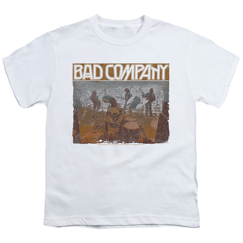 Bad Company Swan Song Youth 18/1 100% Cotton SS T