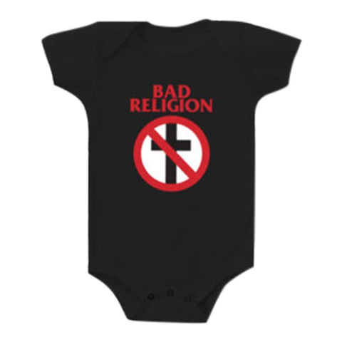 Bad Religion Classic Buster Onesie Infant One-Piece Bodysuit
