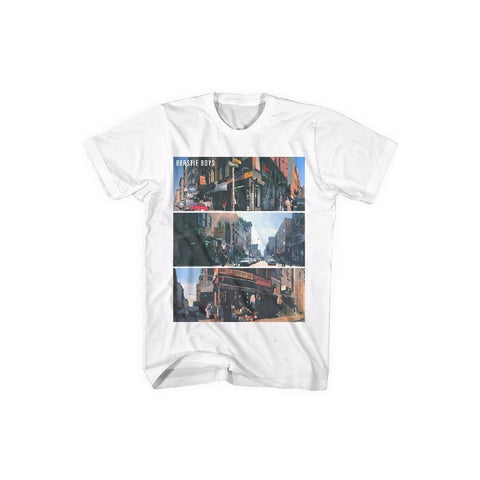 Beastie Boys City Scenes Men's T-Shirt