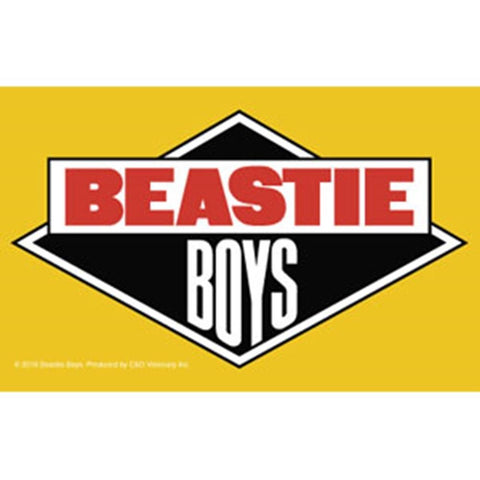 Beastie Boys License to Ill Sticker