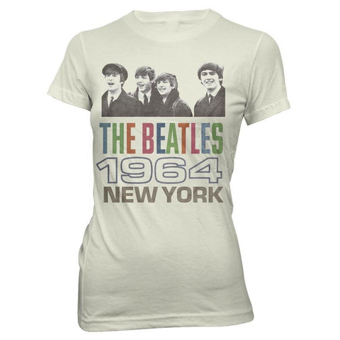 Beatles 1964 NYC Women's T-Shirt