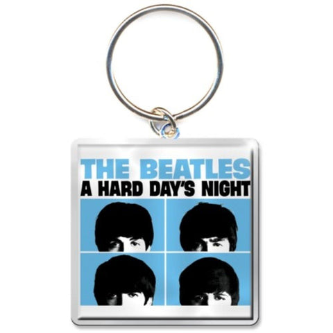 Beatles A Hard Day's Night Film Keychain