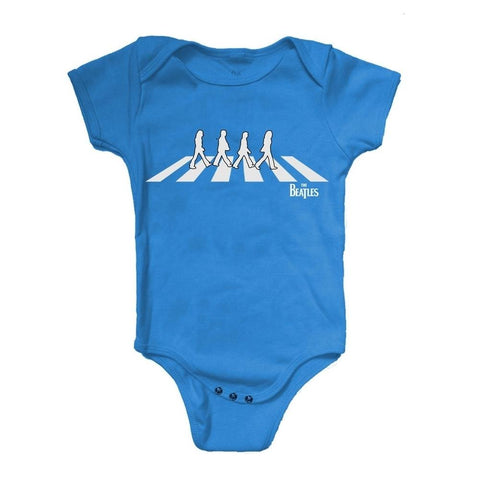 Beatles Abbey Road Silhouette Infant One-Piece Bodysuit