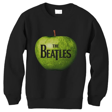 Beatles Apple Men's Crew Neck Sweatshirt