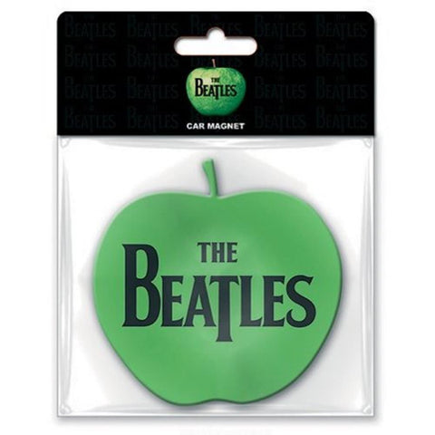 Beatles Apple Rubber Magnet