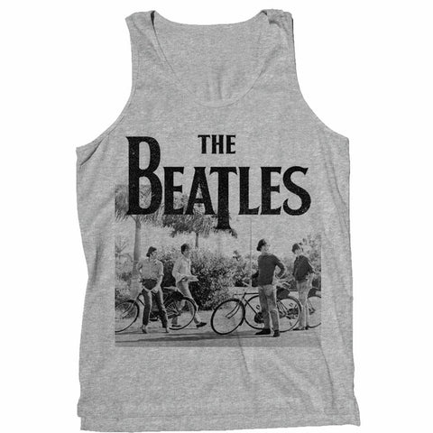 Beatles Bicycle Men's Tank T-Shirt