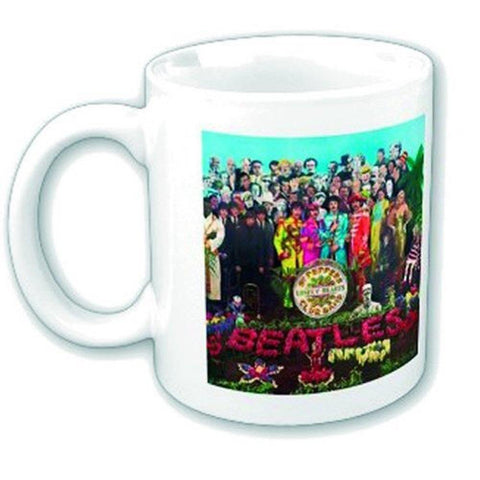 Beatles Boxed Ceramic Mug Sgt. Pepper