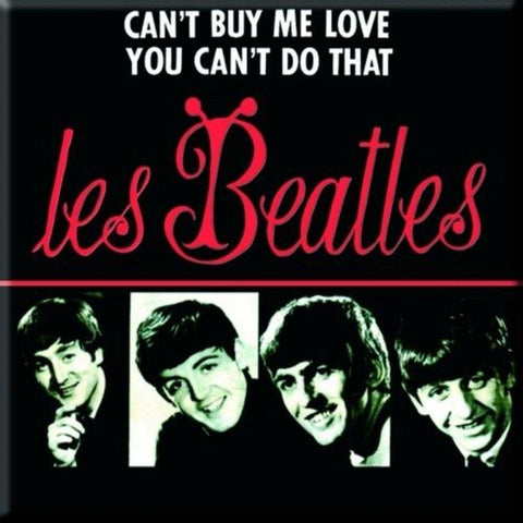 Beatles Les Beatles Can't Buy Me Love You Can't Do That Magnet