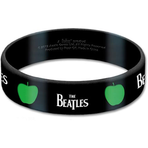 Beatles Drop T & Apple Wristband