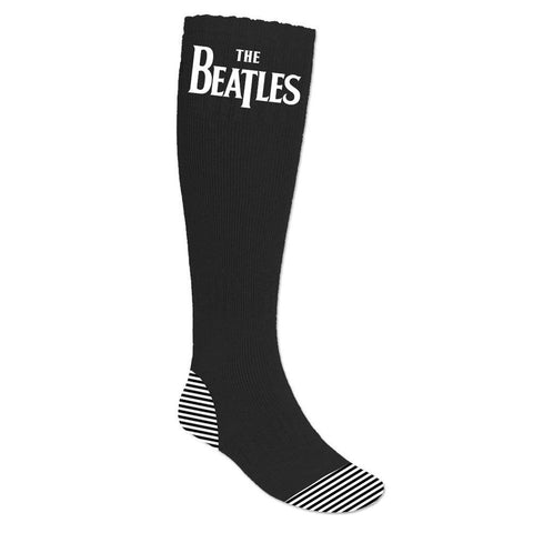 Beatles Drop T Logo Socks