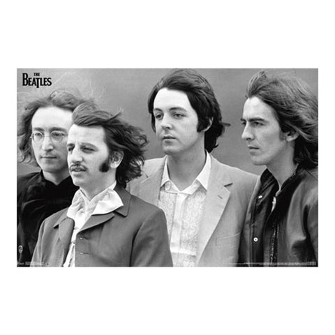 Beatles Fab Four Group Photo Poster