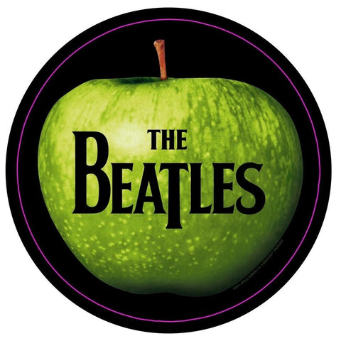 Beatles Green Apple Mouse Pad