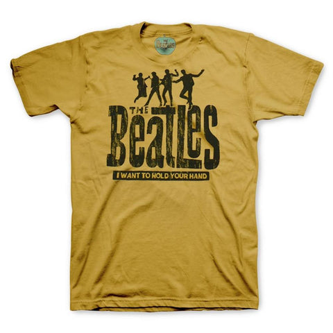 Beatles Hold Your Hand Men's T-Shirt