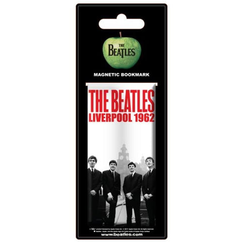 Beatles In Liverpool Magnetic Bookmark