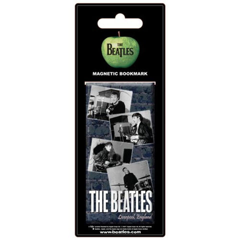 Beatles In The Cavern Magnetic Bookmark