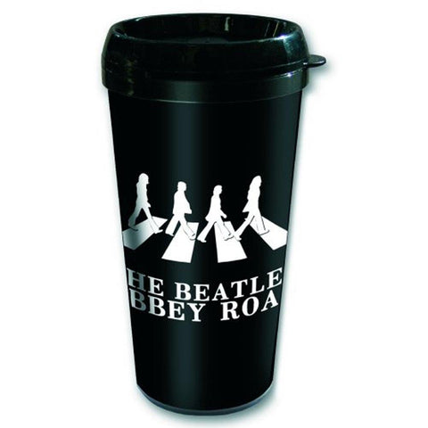 Beatles Insulated Travel Mug Abbey Road Crossing