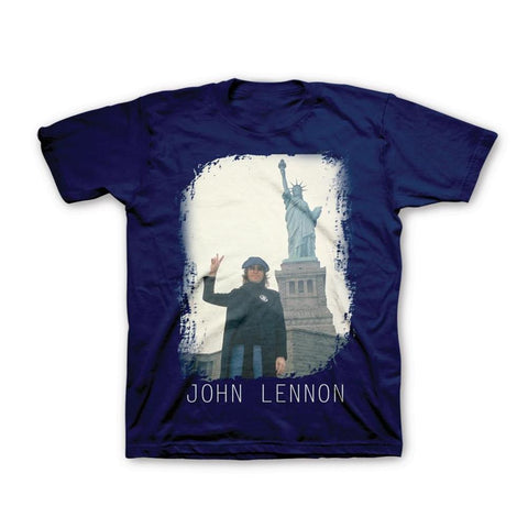 Beatles John Lennon Peace Liberty Toddler T-Shirt