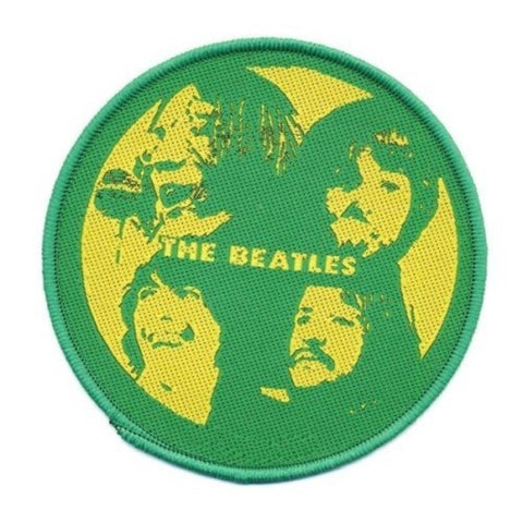 Beatles Let It Be Iron-on Patch