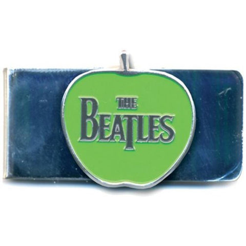 Beatles On Apple Money Clip