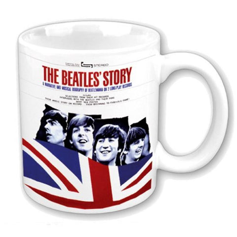 Beatles Story Boxed Mug