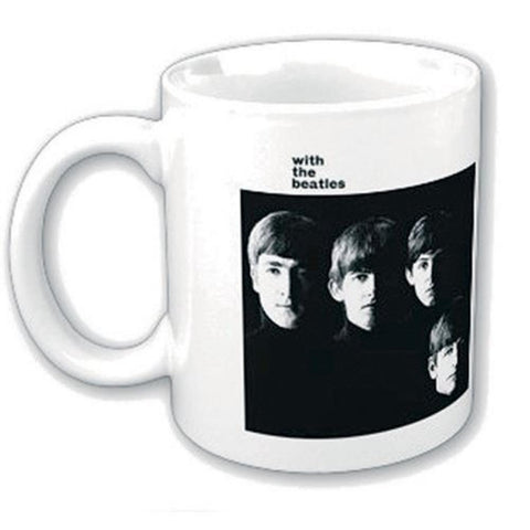 Beatles With The Beatles Boxed Mug